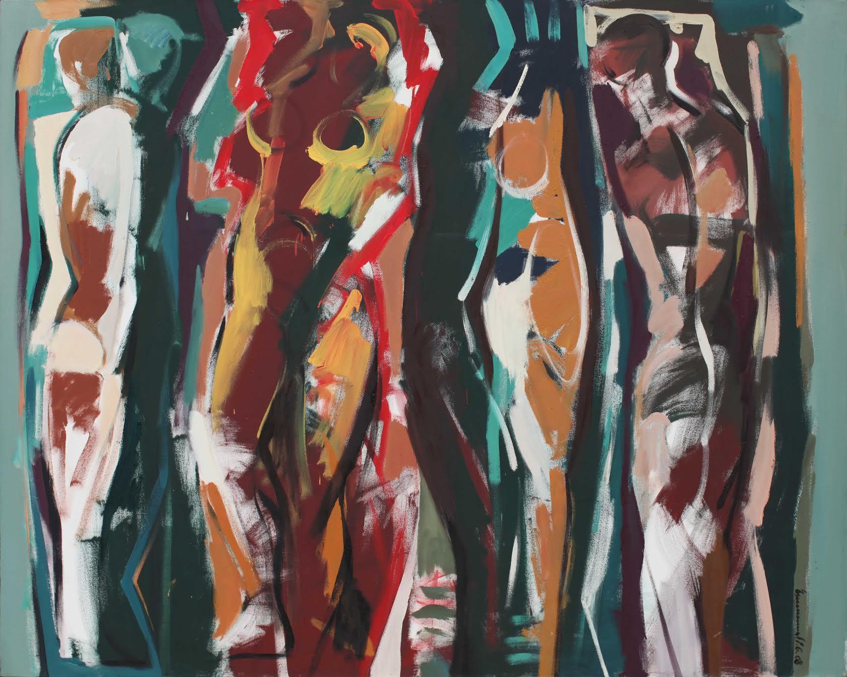 Salwa Zeidan Gallery - Art Dubai