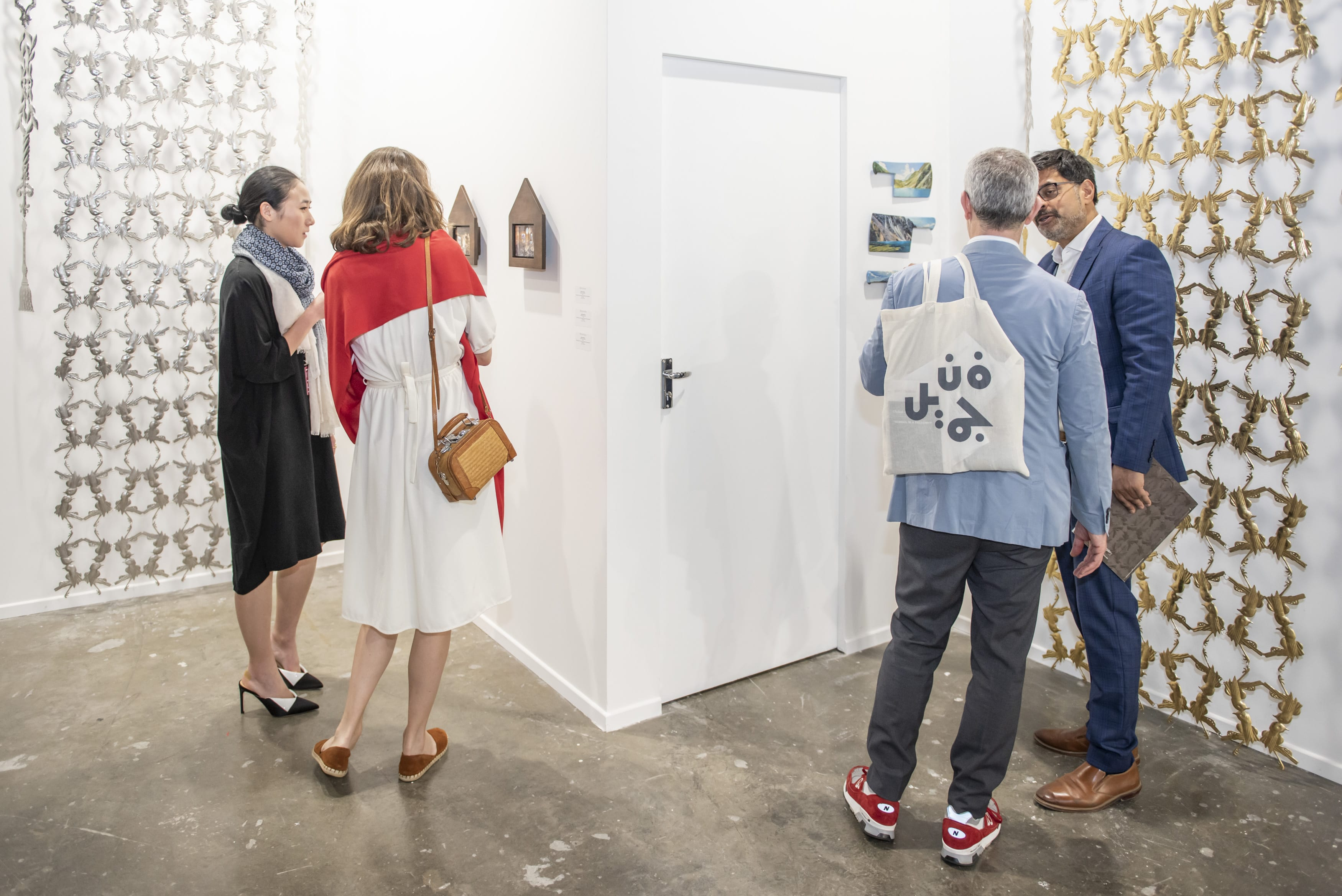 Exploring Bawwaba 2019's Artists with Curator Élise Atangana - Art Dubai